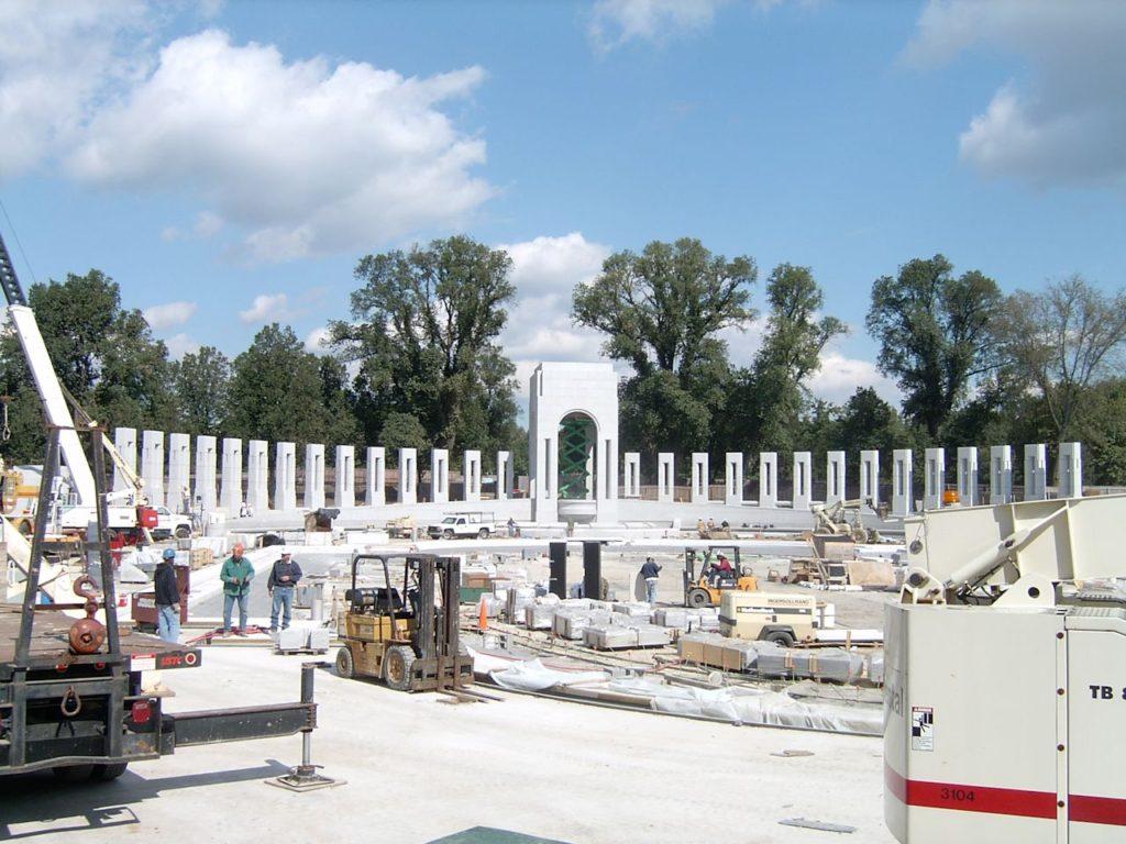 World War Ii Memorial Washington Dc Apex Piping Systems